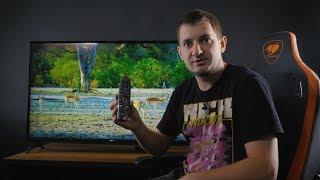 Телевизор LG 49UK6300 4K Ultra HD,  IPS панель, Звук Ultra Surround,  Активный HDR, webOS Smart TV, DVB-T2/C/S2 от компании Telemaniya - видео