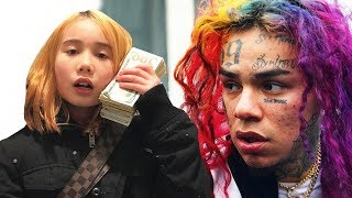 Lil Tay & Tekashi 69 Clap Back At Danielle Bregoli | Hollywoodlife