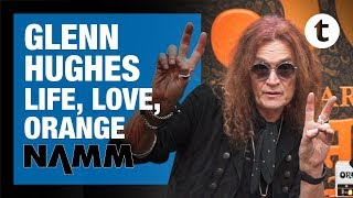 NAMM 2019 | Glenn Hughes Interview | Black Sabbath, Deep Purple | Thomann