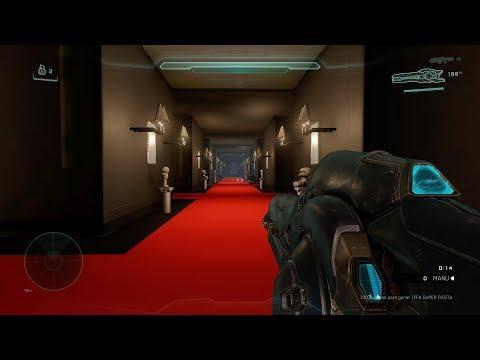 Halo 5 Guardians   LA MANSIÓN MISTERIOSA...