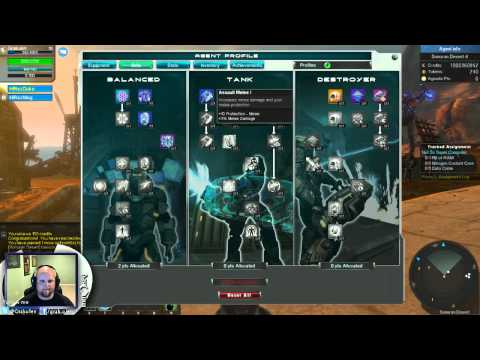 Free Agents! Grak and Hi-Rez Devs