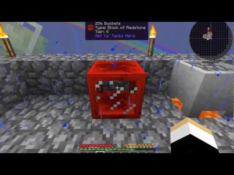 Minecraft Sky Factory 3 : Modular Tank Tutorial