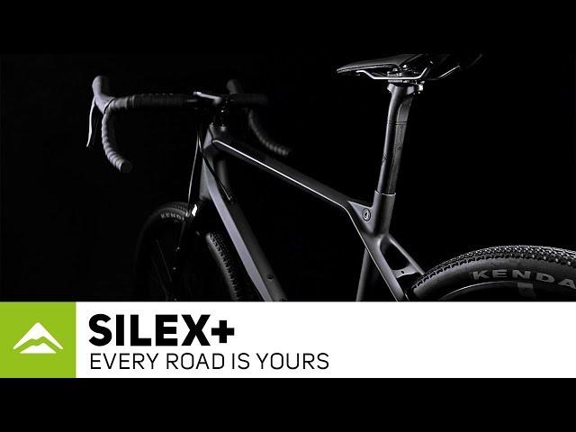 Видео Велосипед Merida Silex+ 8000-E 27,5 matt anthracite (glossy black)