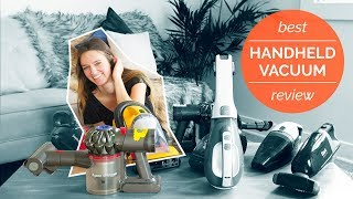 Best Handheld Vacuum Review