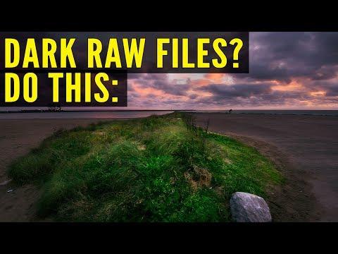 Download Dark Raw File Processing Tip Plus Full Editing Walkthrough