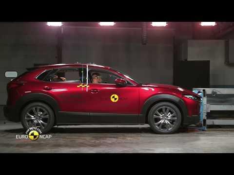 NCAP: Mazda CX-30