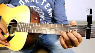 "Ye Ishq Hai - Arijit Singh ""Complete Easy Guitar Cover Lesson"" By Mayoor"