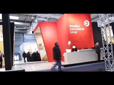 Sàn gỗ BerryAlloc tham gia triển lãm quốc tế Domotex 2015 tại Đức