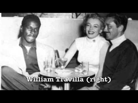 Marilyn Monroe And Ella Fitzgerald At The Mocambo - Marilyn Dated A Blac...