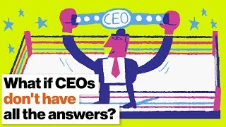 Why even CEOs need to ask for help: How Alan Mullaly turned Ford around | Dennis Carey - Video Youtube