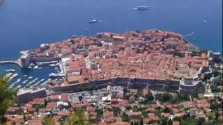 クロアチア4世界遺産ドブロブニク~アドリア海の真珠~