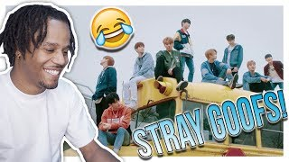 "Reacting To Stray Kids ""NS (극과 극)"" Video (Street Ver.) 