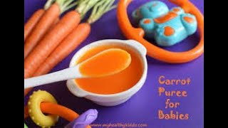 3+months baby food chart#carrot juice# jeera water for baby digestion
