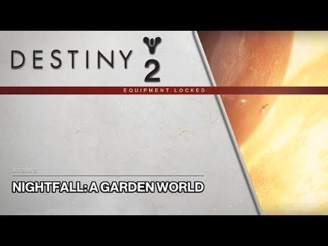 100k Prestige Nightfall (A Garden World) 2 65x Modifier Full Strike