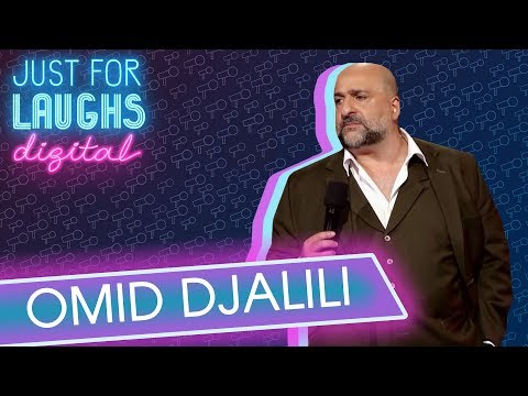 Omid Djalili - There Will Never Be a Female Pope
