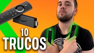 AMAZON FIRE STICK TV: ¡¡10 TRUCOS PARA EXPRIMIRLO al MÁXIMO!!