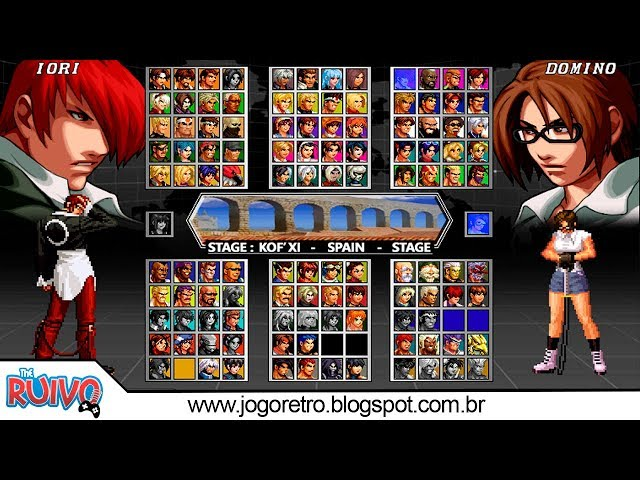 The King of Fighters WING 2019 (KOF Wing 2019)