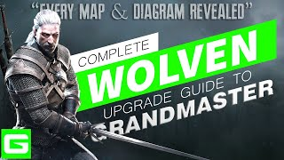 The Witcher 3 Upgrade Guide (2020) – Wolf School Witcher Gear (Wolven - Basic to Grandmaster)