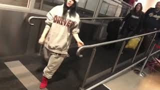 Billie Eilish Touches Down In Australia And Meets Fans