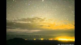 ufo's planes satellites meteors night skies