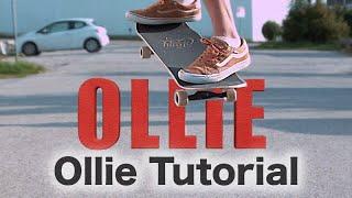 Ollie lernen - Skateboard Ollie Tutorial