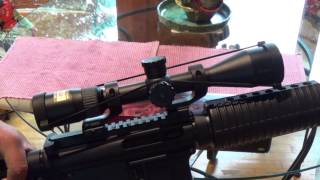 Nikon P-223 3-9x40 Scope Review