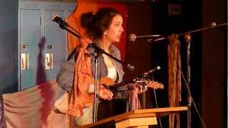 Lullaby - Julia Nunes (Cover) LIVE @ Spring Coffeehouse