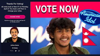 How to VOTE AMERICAN IDOL from Nepal and unsupported Countries 🇳🇵🇦🇪