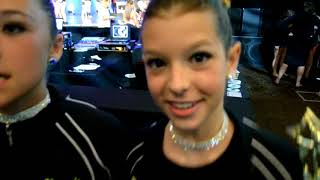 Energy National Dance Competition Vlog Part One!!!!