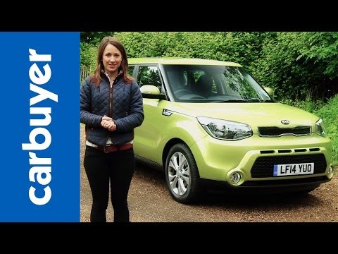 Kia Soul hatchback 2014 - Carbuyer
