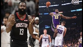 Craziest NBA Moments of 2019/2020