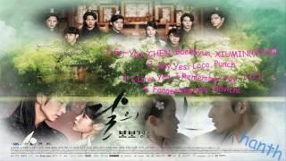 Tổng hợp nhạc phim Người Tình Ánh Trăng( Moon lovers OST part 1,2,3,4)
