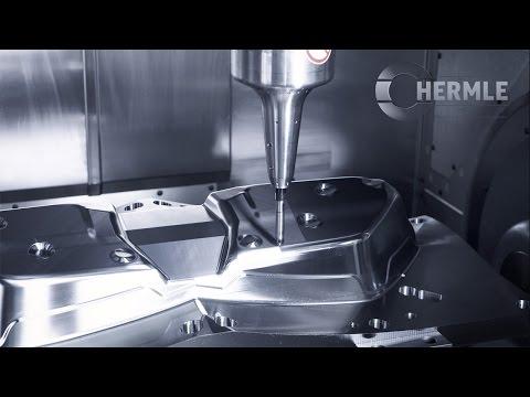 Hermle C 52 U tooling insert