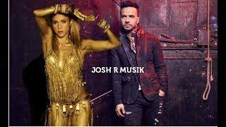 Shakira / Nicky Jam / Luis Fonsi / Demi Lovato - Perro Fiel  (Josh R Echame la Culpa Mashup)