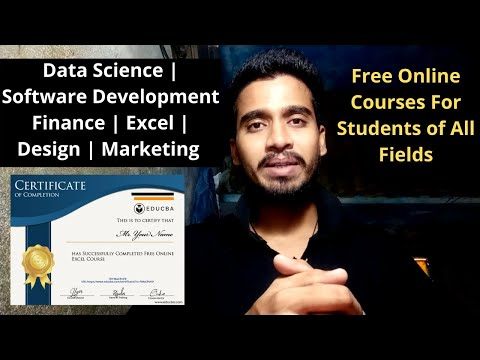 Free Online Courses For Students of All Fields   Get Free Online ...