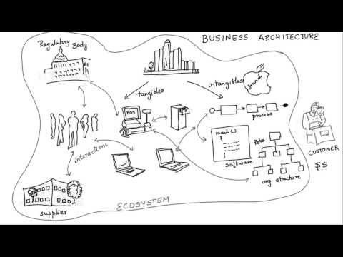 The discipline of Business Architecture