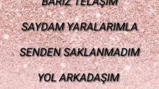 Zeynep Bastık (Fikri Karayel)   Yol Sözleri (lyrics)