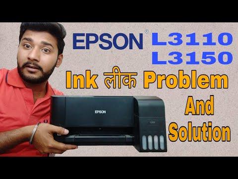 Epson L3150 Password
