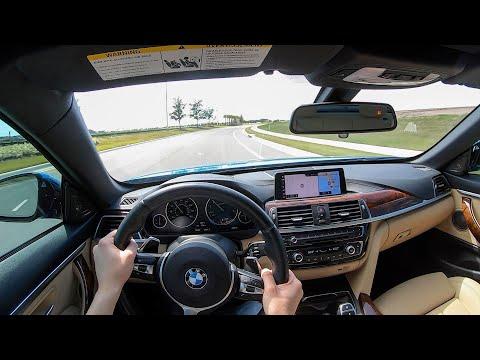 2019 BMW 430i Convertible - POV Test Drive (Binaural Audio)