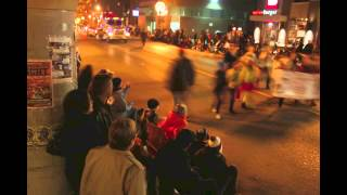 preview picture of video '2012 Woodstock Santa Claus Parade Timelapse'
