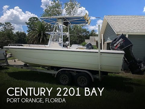 Used 1998 Century 21 for sale in Port Orange, Florida
