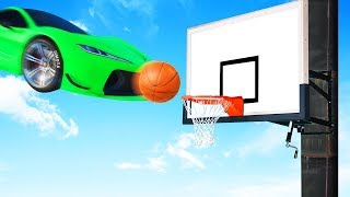PLAYING BASKETBALL IN GTA 5!  (GTA 5 Basketball)