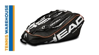Head Tour Team 12R Monstercombi Bag video