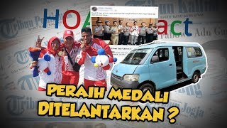 Hoax or Fact: Atlet Peraih Medali Emas SEA Games asal Tasikmalaya Ditelantarkan?