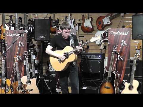 Darren The Guitarist Video