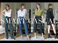 Outfit Ideas For A Smart Casual Dress Code