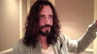 Chris Cornell on writing songs.
