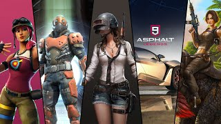 TOP 5 MOST POPULAR ANDROID GAMES OF 2018 | CONSOLE QUALITY GAMES FOR ANDROID | HIGH GRAPHICS