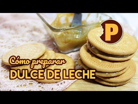 Vídeo Dulce de Leche con Vainilla