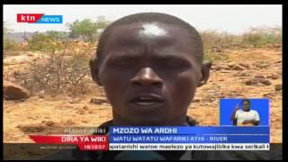 Dira ya Wiki: Kinyang'anyiro 2017; Seneta John Lonyangapuo awaonya wanasiasa wa Baringo kuzozana